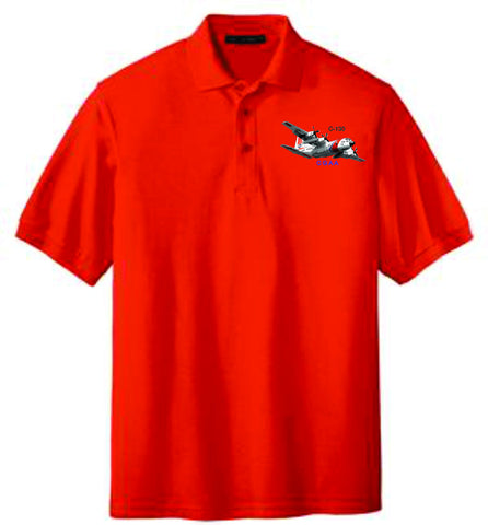 C-130 Wicking Polo Shirt
