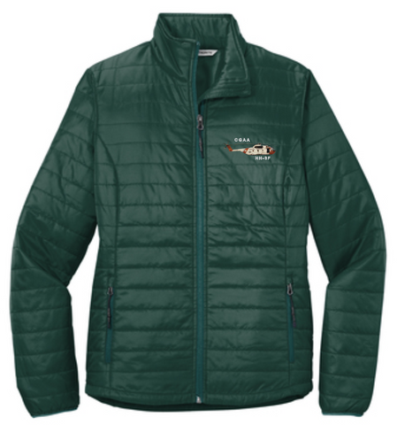 Ladies HH-3F Puffy Jacket