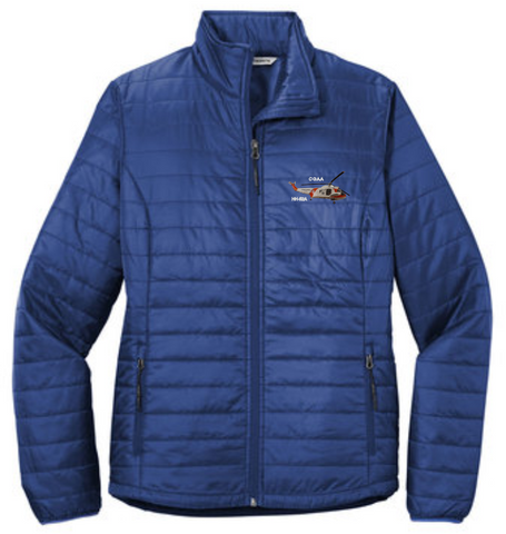 Ladies HH-52A Puffy Jacket