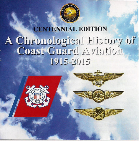 Coast Guard History CD 1915-2015