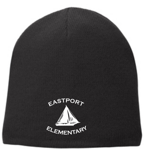Fleece Lined Beanie - Eastport Elementary