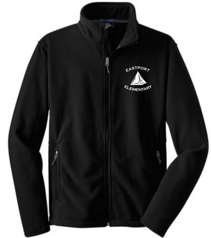 Fleece Jacket - Eastport Elementary