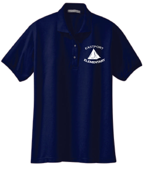 Ladies Wicking Polo Shirt
