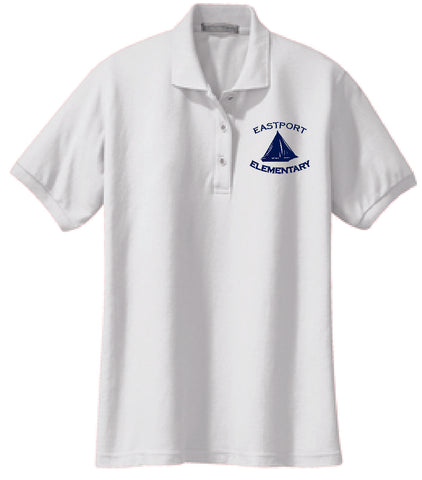 Ladies Wicking Polo Shirt - Uniform Approved