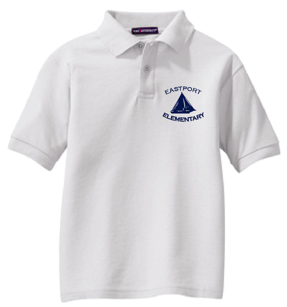 Youth Wicking Polo Shirt