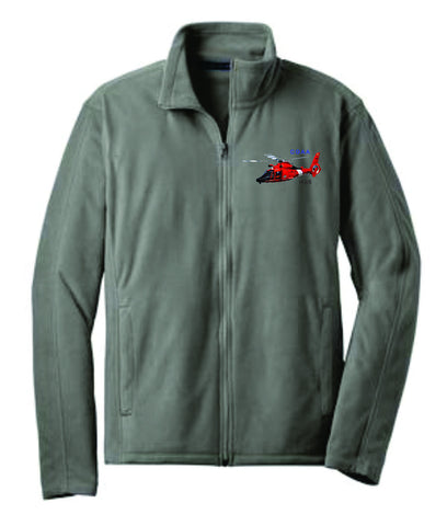H-65 Microfleece Zip Jacket