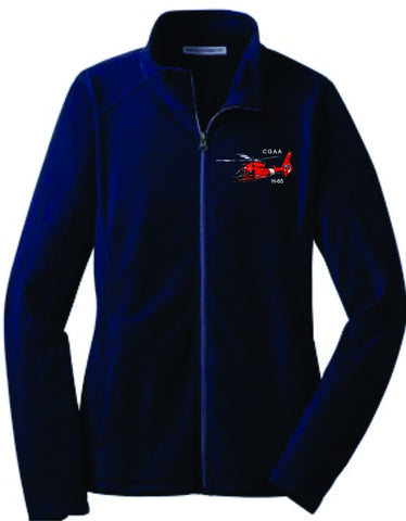 H-65 Ladies Microfleece Zip Jacket