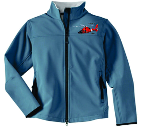 H-65 Ladies Soft Shell Jacket