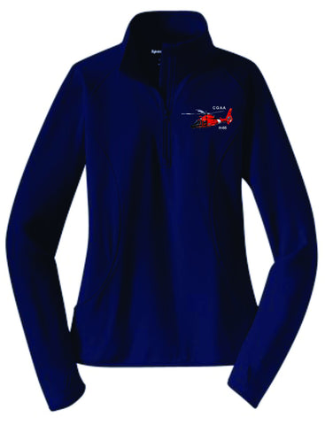 H-65 Ladies 1/4 Zip Pullover