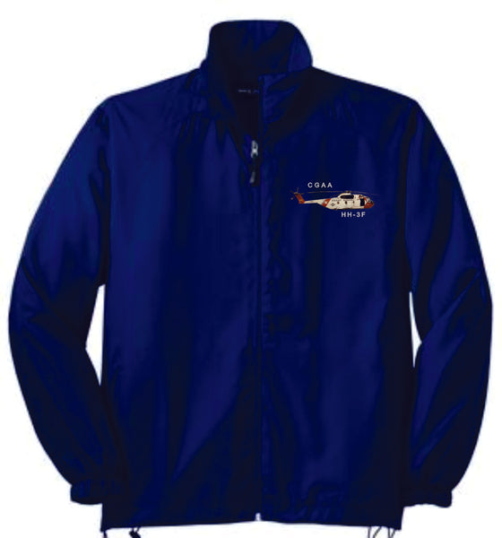 HH-3F Full Zip Wind Jacket