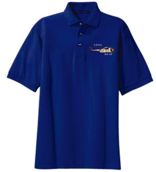 HH-3F Cotton Polo Shirt