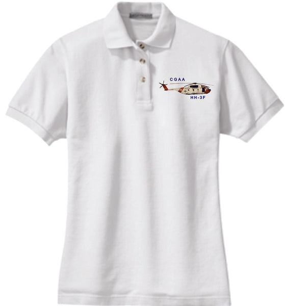 HH-3F Ladies Cotton Polo