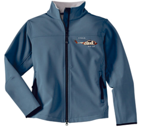 HH-3F Ladies Soft Shell Jacket
