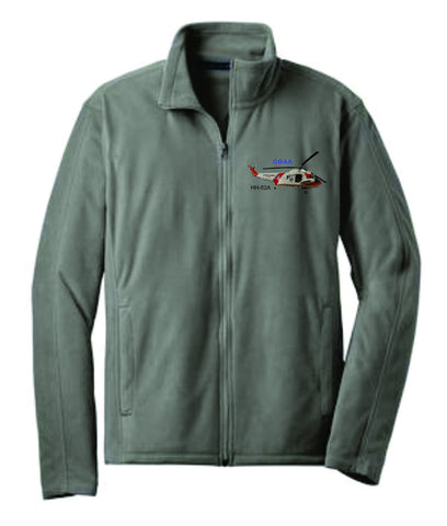 HH-52A Microfleece Zip Jacket