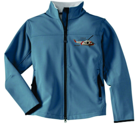 HH-52A Ladies Soft Shell Jacket