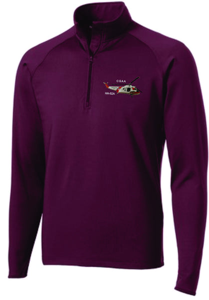 HH-52A 1/4 Zip Pullover