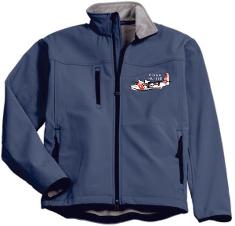 HU-16E Soft Shell Jacket