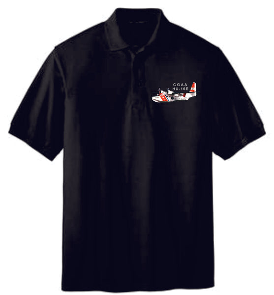 HU-16E Wicking Polo Shirt