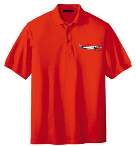 HU-25 Wicking Polo Shirt