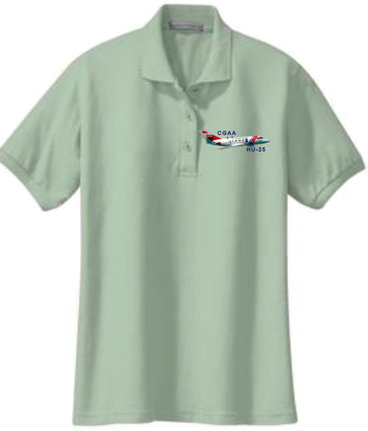 HU-25 Ladies Wicking Polo Shirt