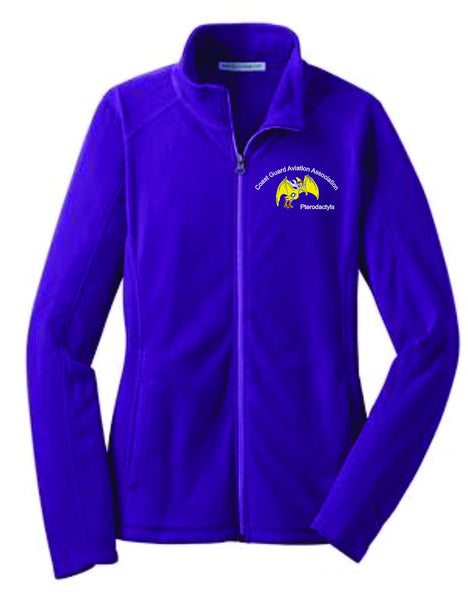 ThumbsUp Ptero Ladies Microfleece Zip Jacket