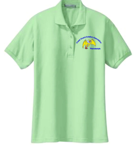 ThumbsUp Ptero Ladies Wicking Polo Shirt