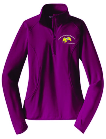 ThumbsUp Ptero Ladies 1/4 Zip Pullover