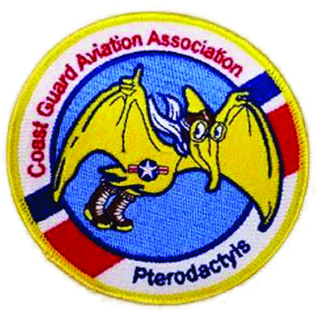 Thumbs Up Pterodactyl Patch