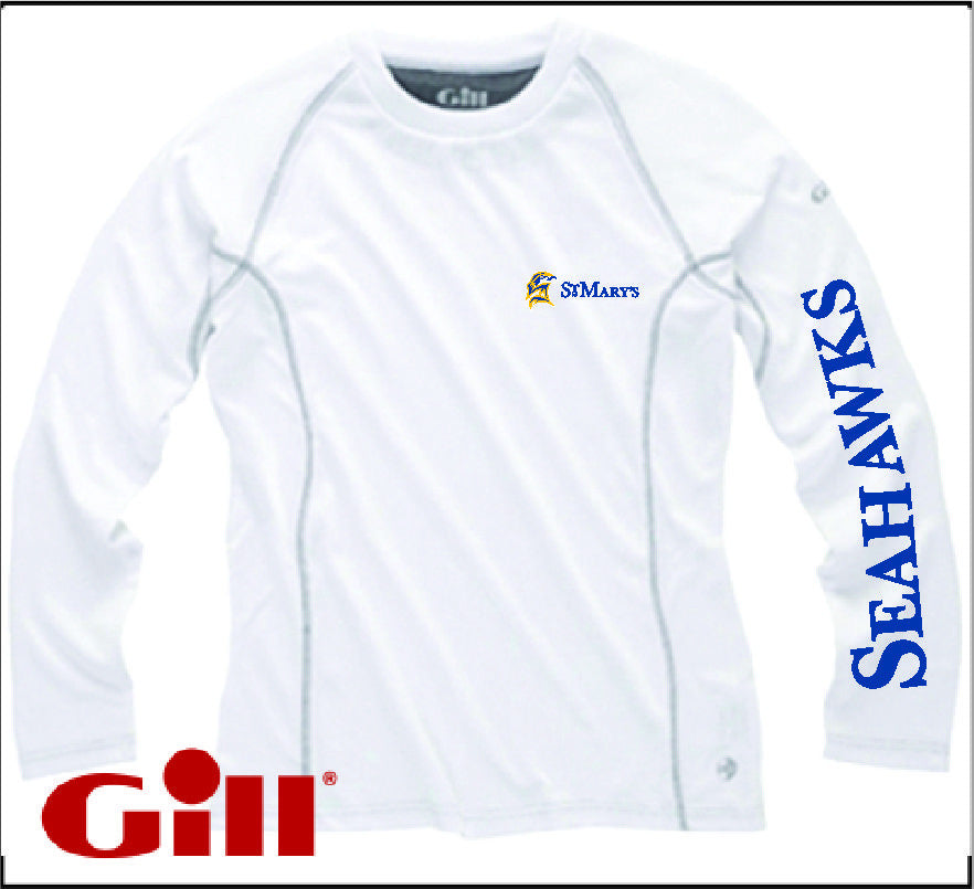 Ladies Gill Long Sleeve UV Tshirt