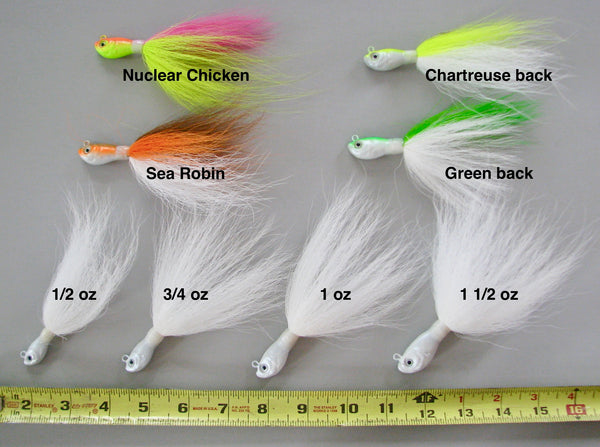 Forward Balanced Ultra Minnows.
