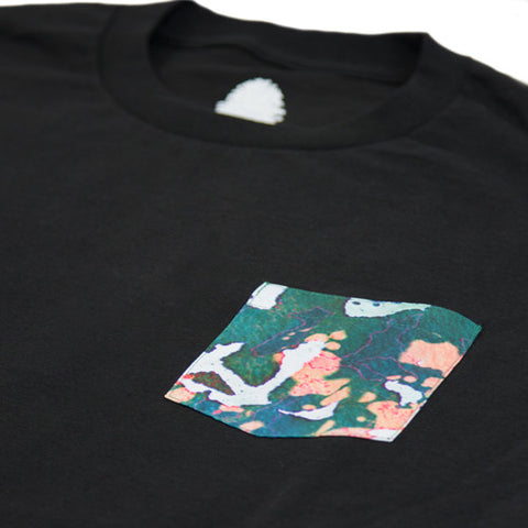 Liquid Amber Pocket Tee