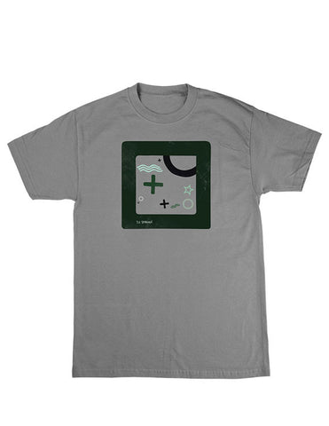 What Does Your Soul Look Like Tee (Silver)