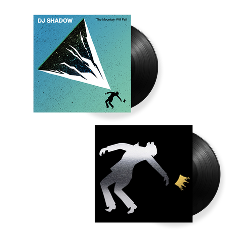 The Mountain Will Fall / The Mountain Has Fallen Vinyl Bundle