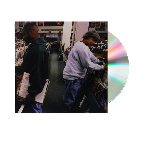 DJ Shadow - Endtroducing (CD)