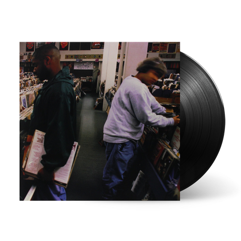 DJ Shadow - Endtroducing (LP)