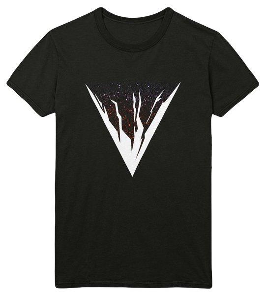 The Mountain Will Fall Tour T-Shirt (2016)