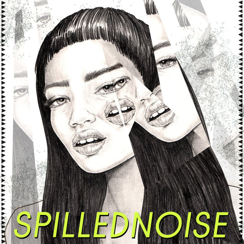 LIQUID AMBER: NOER THE BOY - SPILLEDNOISE EP (12