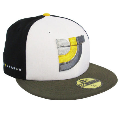 Limited Edition New Era 59FIFTY® DJS Logo Fitted Hat (Multi)