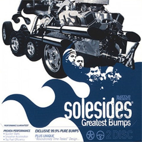Solesides Greatest Bumps (2CD)