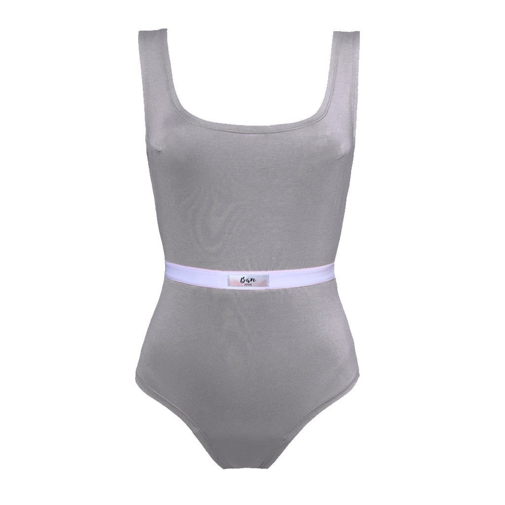 Bare Bamboo Beige Grey Janay Body