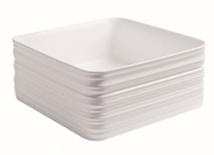 1362 Matt White Finish Basin