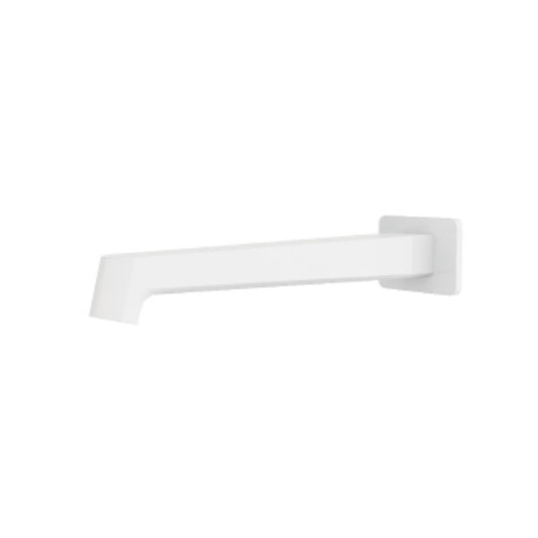 White Wall Spout  2214-03