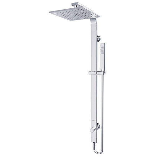 Rain Shower  - Single hose square column  2813-05C