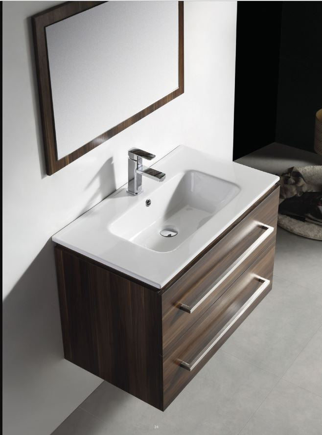 ETNA-900 or  1000  WHITE CERAMIC BASIN