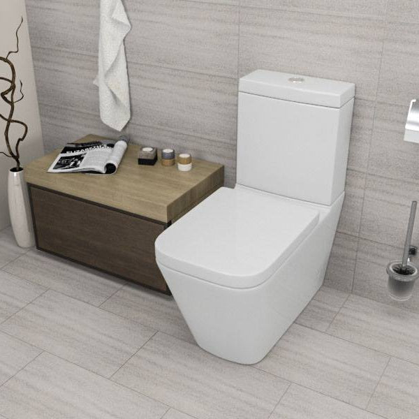 B2370A Rimless Toilet Suites