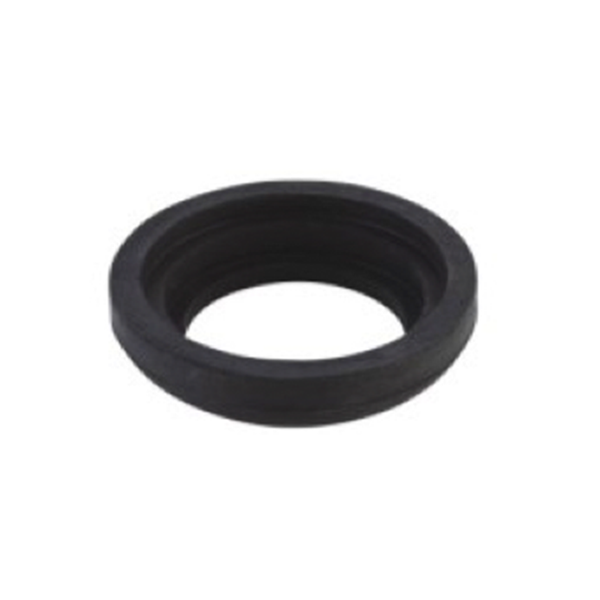 Black rubber donut A08
