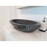 Natural Stone Black Basin