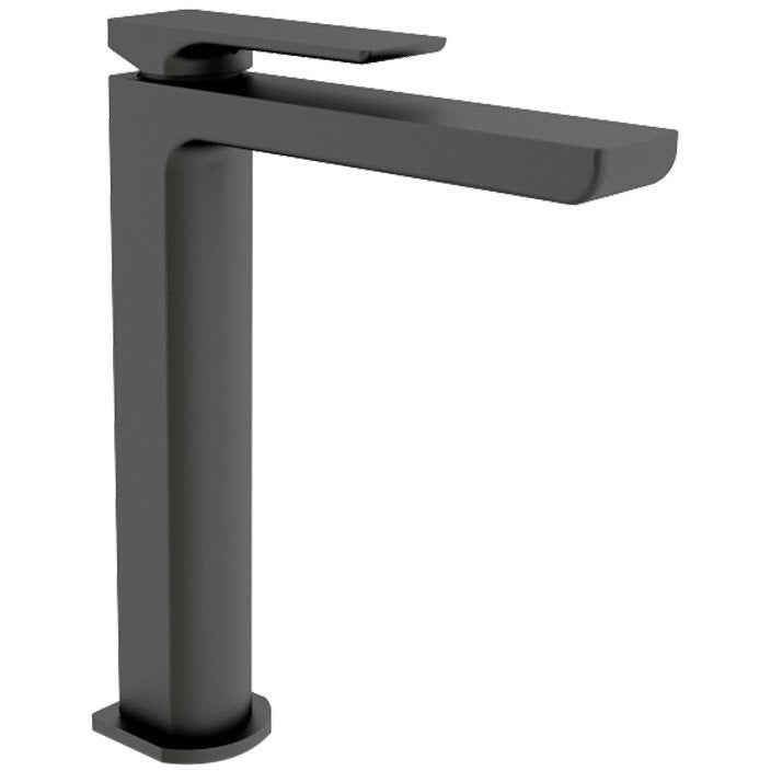 Nova Black Tall Basin Mixer