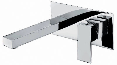 12C-304R Bath Spout with Mixer
