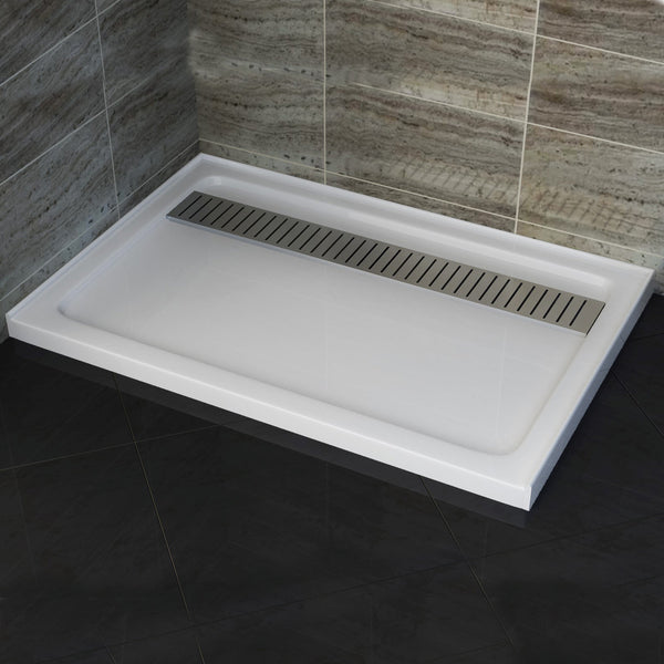 STRIP DRAIN SHOWER BASE (SQUARE/ROUND/RECTANGLE)